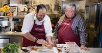 Season 10 Episode 13 - Lobster-Stuffed Turkey