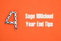 4 Tips for a Successful Year End in Sage 100