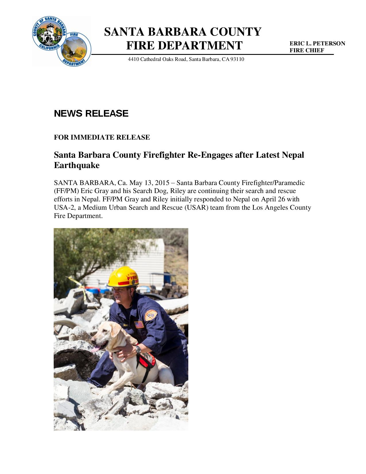 Firefighter Re-engages to Nepal-pg1