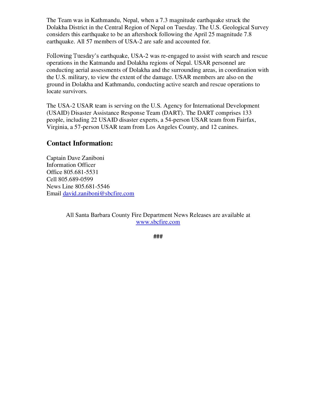 Firefighter Re-engages to Nepal-pg2
