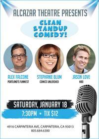 Jason Love: Clean Standup Comedy