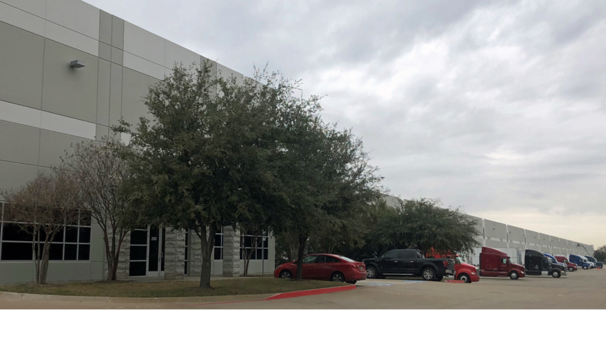 The Shippers Group Warehouse Mesquite Texas