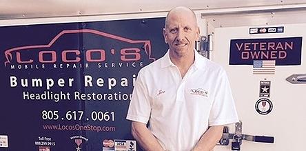 Joe Fournier Bumper Repair And Headlight Restoration