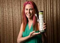 Stephanie Gombrelli - Founder of CrushTabs Natural Toothpaste