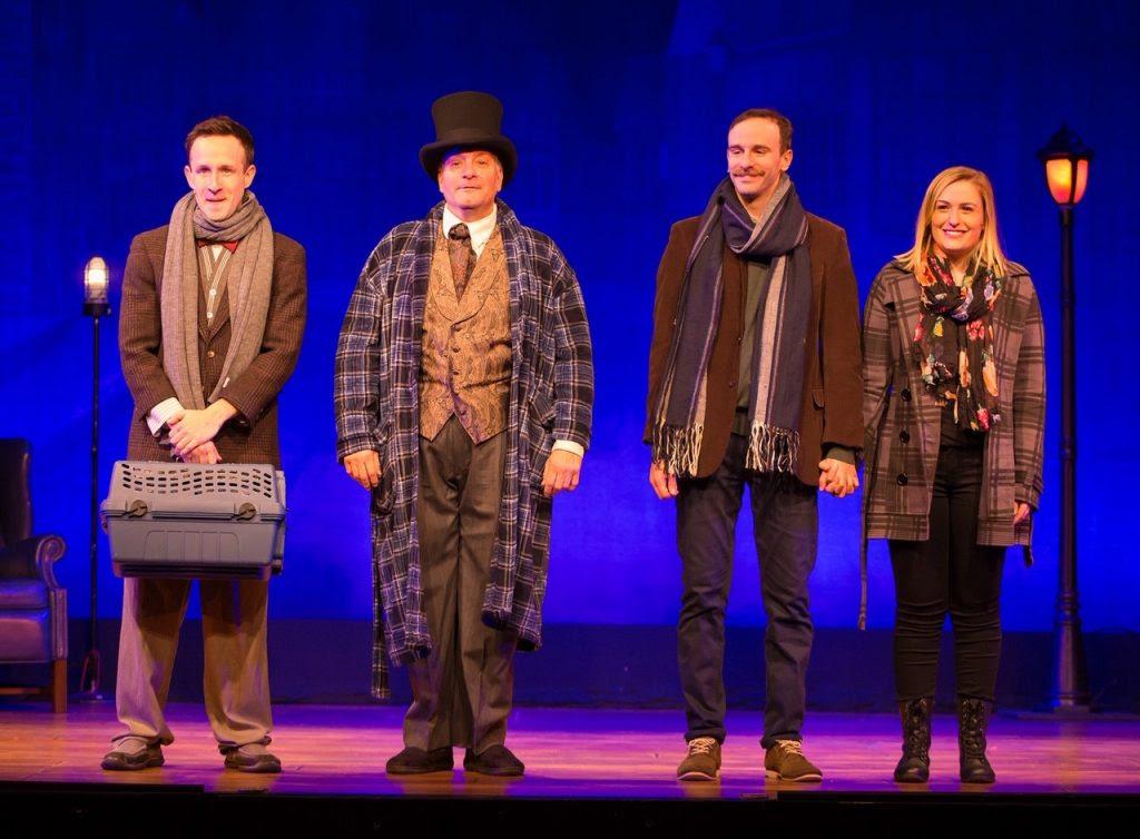 Ivoryton Playhouse An Actor's Carol-2