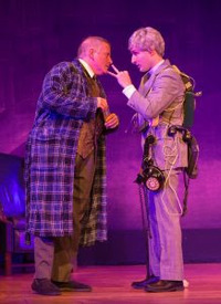 Ivoryton Playhouse An Actor's Carol-3