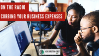 Radio: Curb Your Business Expenses