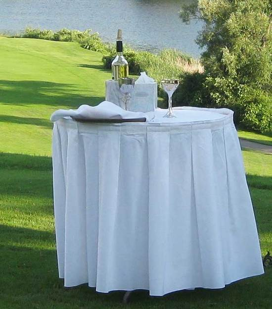 Basic Full Service Package Special Tablecloth