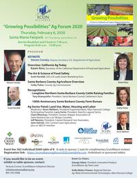 Growing Possibilities Ag Forum 2020