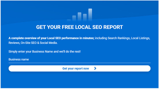 FREE Google Local Search Optimization Report