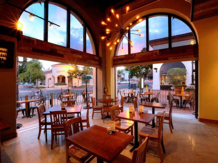 Eureka Restaurant Santa Barbara