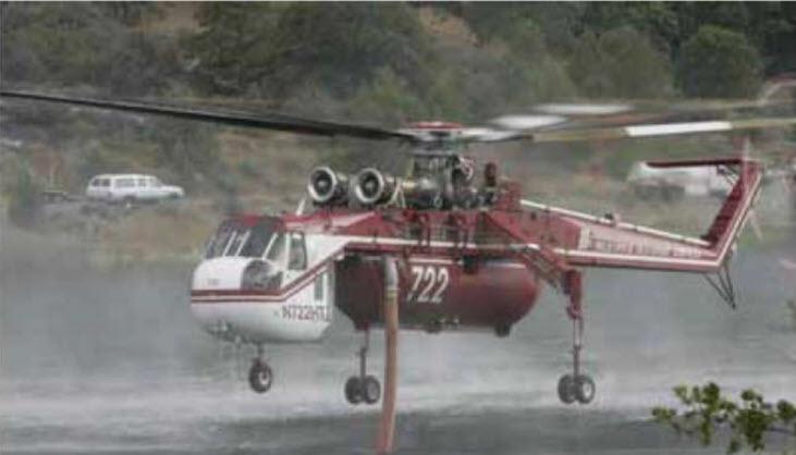 "Sikorsky S-64 ""Skycrane"""
