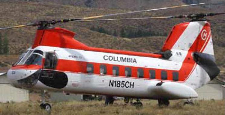 """Boeing-Vertol 107 """"Vertol"""""""