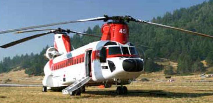 """Boeing 234 """"Chinook"""""""