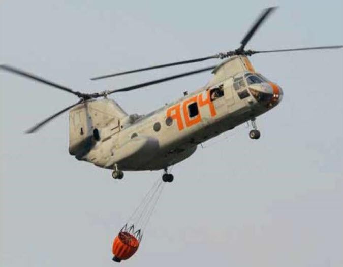 """Boeing CH-46 """"Sea Knight"""""""