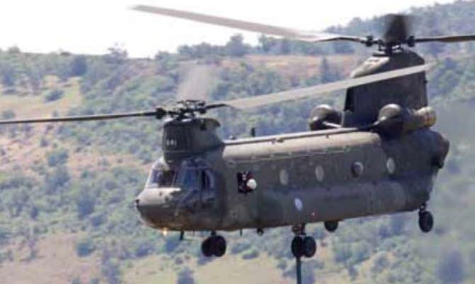 "CH-47 ""Chinook"""