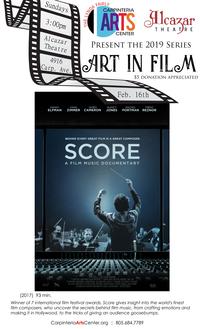 Art in Film Series: Score