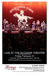 Doublewide Kings - Live at the Alcazar Theatre