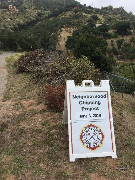 Neighborhood Fire Prevention Project