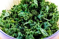 Sauteed Kale with Shallots