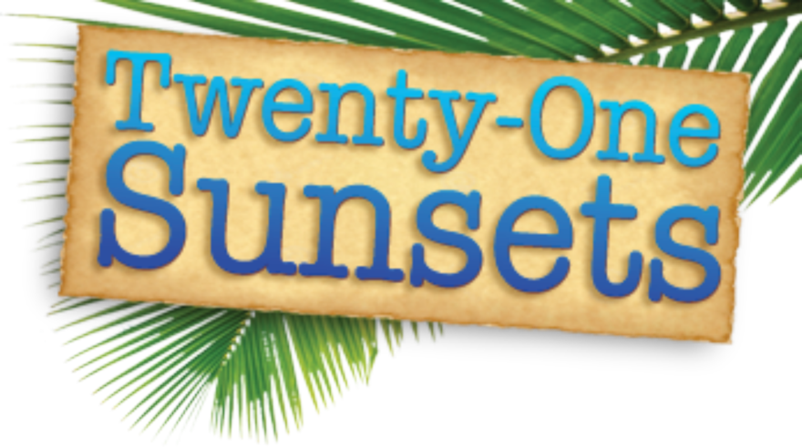 21 Sunsets Logo
