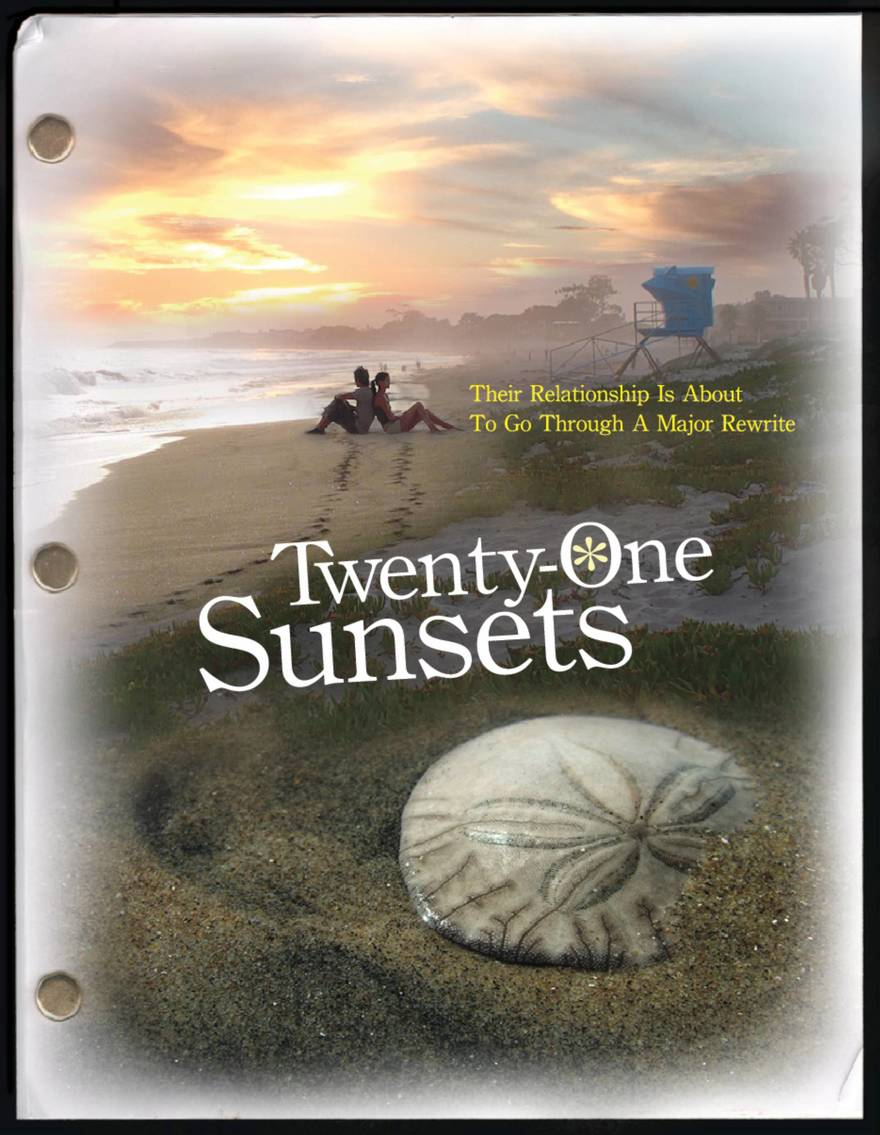 21 Sunsets Poster