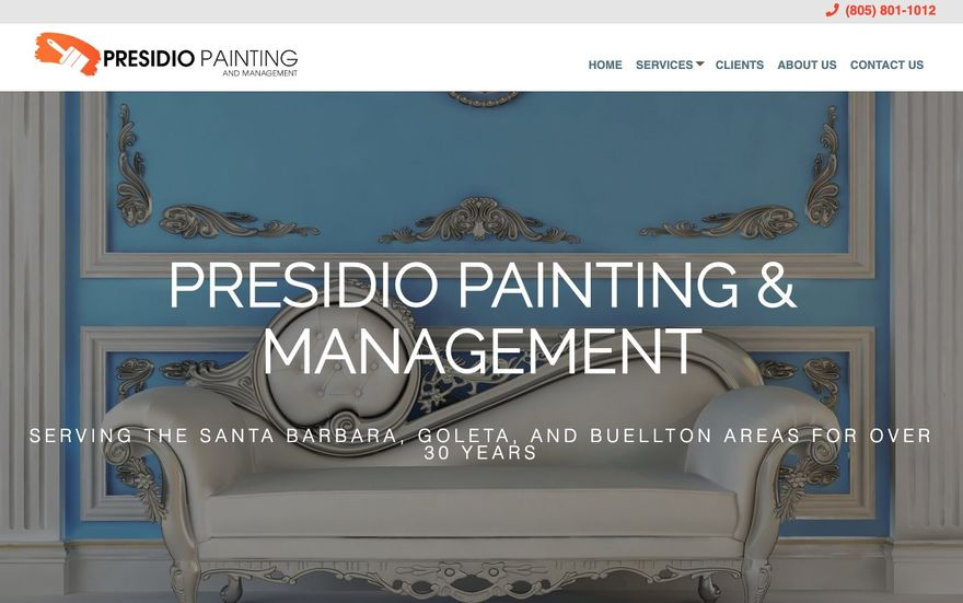 Presidio Painting and Management