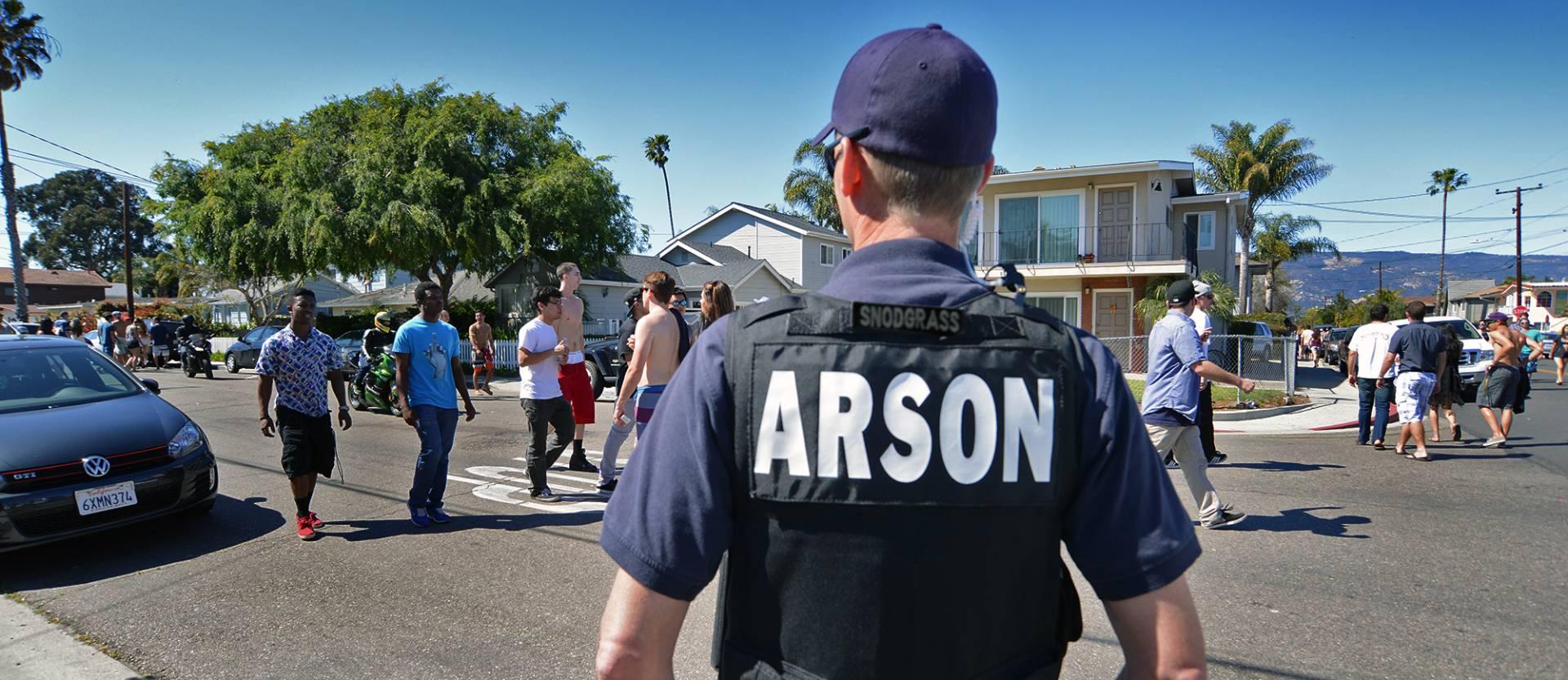 Fire Investigation/Law Enforcement Unit-2