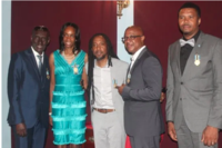 Culture Minister Belrose thanks Goodwill Ambassadors