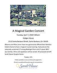 A Magical Garden Concert