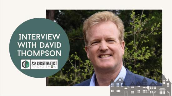 Radio: Interview with David Thompson