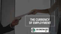 The Currency Of Employment