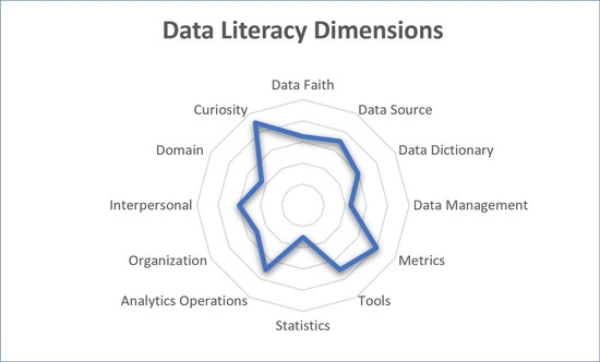 Data Literacy Dimensions