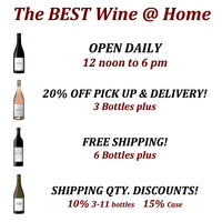 Enjoy the BEST Wine At Home!