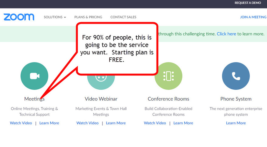 How to conduct online meetings using Zoom