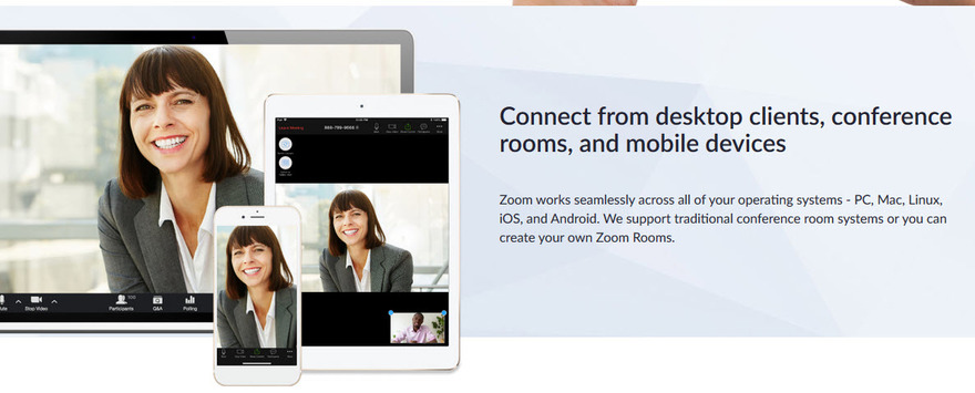Zoom works on all your devices.