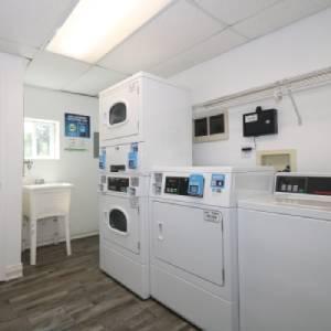 Cedar Ridge Mobile Home & RV Park Laundry Facilities