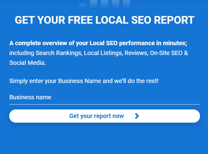 Run a FREE Google Local Search Report