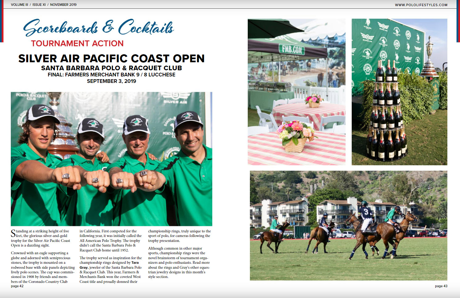 Silver Air Pacific Coast Open