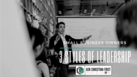 3 Styles of Small Business Owners