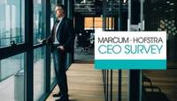 Marcum-Hofstra University's Quarterly CEO Survey