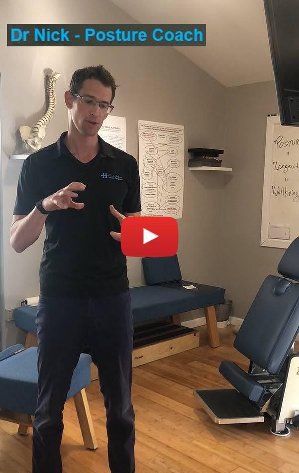Posture Coach Dr. Nick Araza