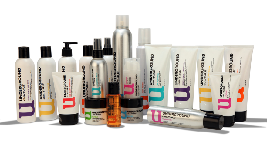 Underground Culture Hair Product Line