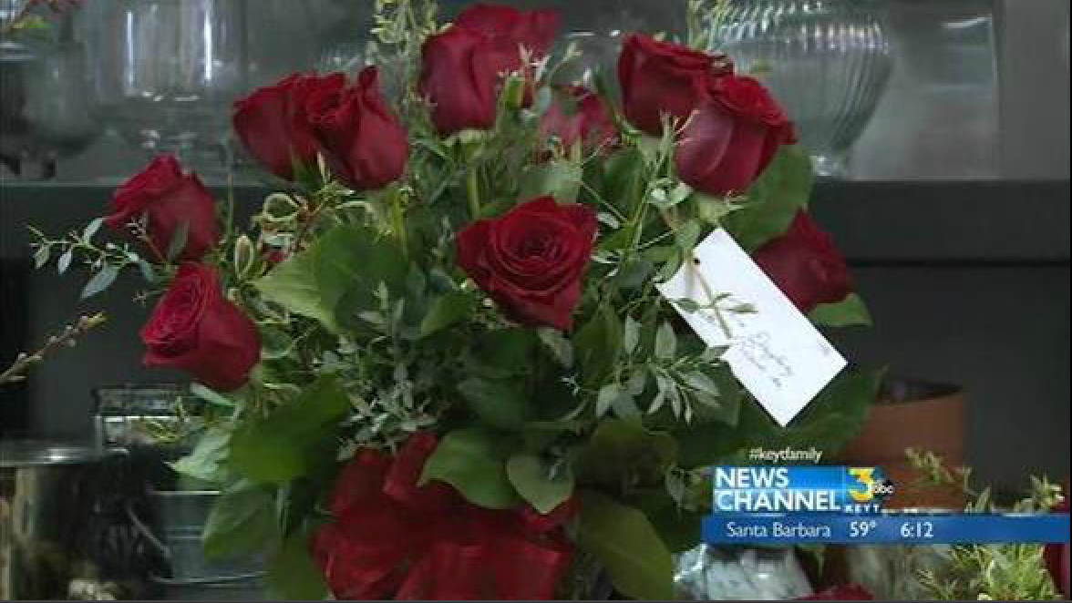 News Channel 3 Features Santa Barbara Matchmaking's Lisa Amador's Valentine Advice-1
