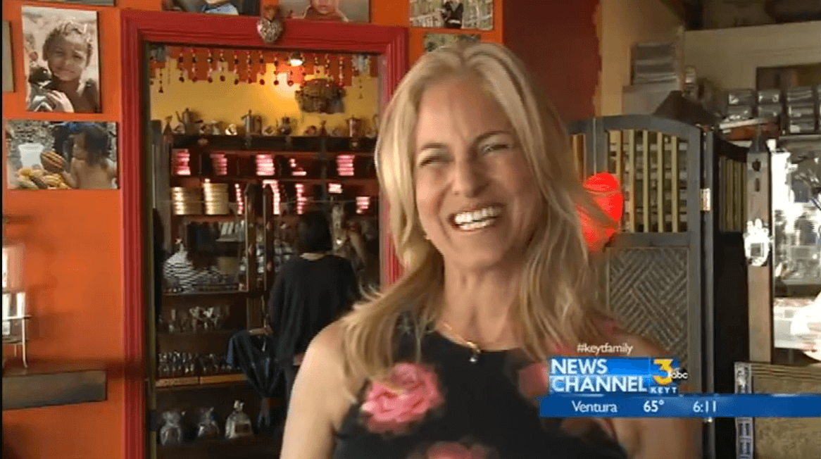 News Channel 3 Features Santa Barbara Matchmaking's Lisa Amador's Valentine Advice-2