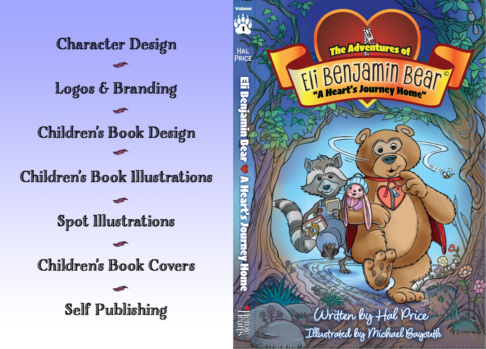 Michael Bayouth - Writer ~ Illustrator