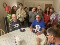 Carpinteria Students Volunteer for Game Nights with Residents in Santa Barbara Supported Living Program