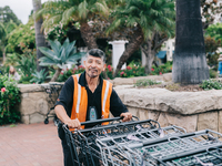 Luis Works at Ralph's Santa Barbara