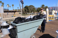 Santa Barbara Harbor Crew Group Supported Employment Services