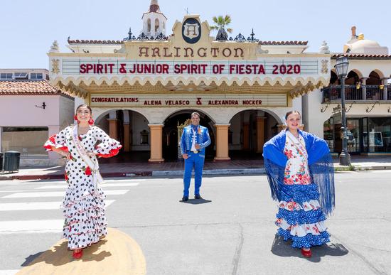 Announcing the Spirit and Junior Spirit of Fiesta 2020